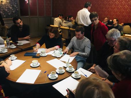 Atelier législatif : Des propositions concrètes sur les contours d'un RIC acceptable en démocratie