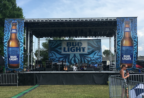 Mobile Stage Rental 32x24 axis pro