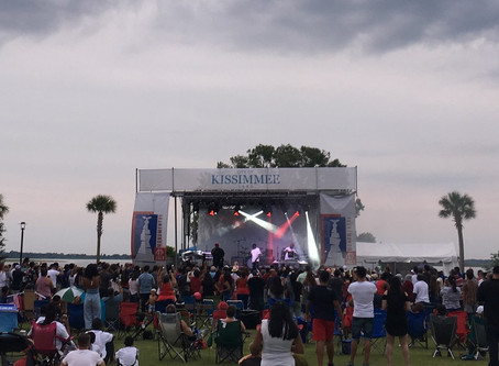 Flashback: 4th of July rocking 7 City Stages!