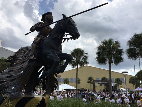 Flashback: UCF Tailgate Nation continues to Conquer the Country Charts