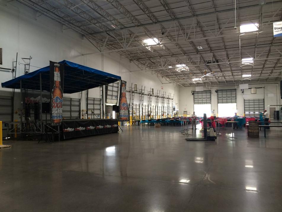 Mobile Stage: 24x16: Florida Distributing Family Day