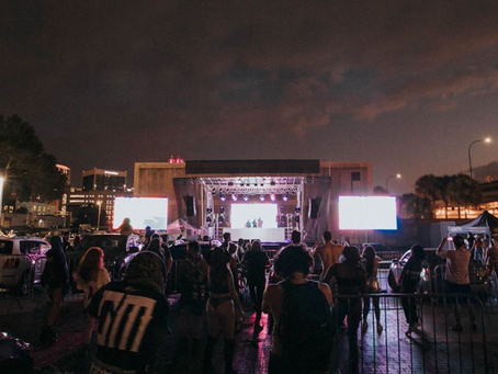 Festival Season kicked off w/ 'Endless Summer Nights' Drive-In Rave