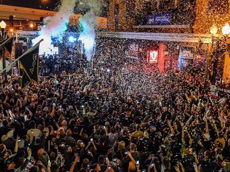 Flashback: UCF Football Championship Street Party