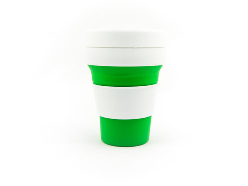 GREEN STOJO Collapsible Cup