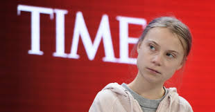 Our house is still on fire....Greta Thunberg Davos 2020