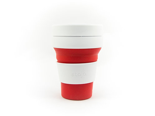 RED STOJO Collapsible Cup