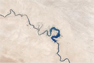 New research project: Riverhood