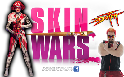 SkinWars - Dutch Bihary