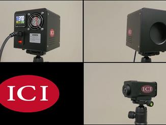 Infared Cameras, Inc IR camera and blackbody.