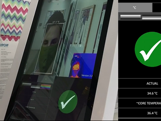 Screenshot of the monitor.