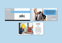 The Builders' Association Social Graphics