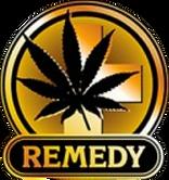 Remedy Delta 8 Logo
