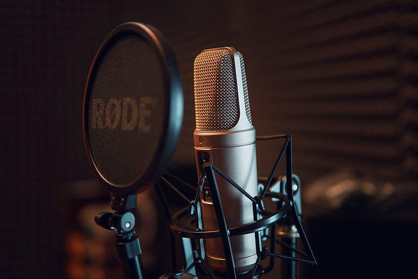 voice over charlotte mic