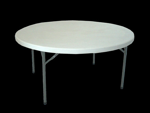 Round Resin Tables