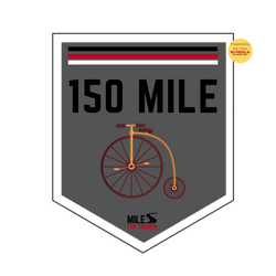 Cycling: 150 Miles