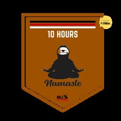 Cross Training: 10 Hours