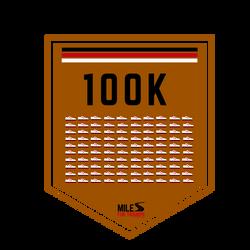 Running: 100K