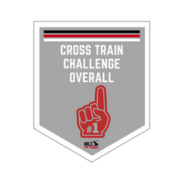 Cross Training: 1st place