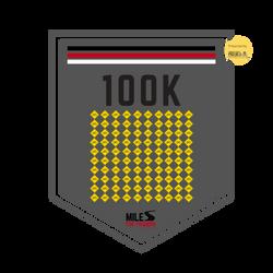 Cycling 100K