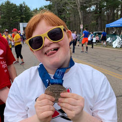 You are the inspiration and leader of each team; partnering with your Angels, while utilizing specialized racing equipment. Any age.  Any disABILITY.   Learn more about becoming a Captain...