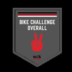 Biking: 2nd Place