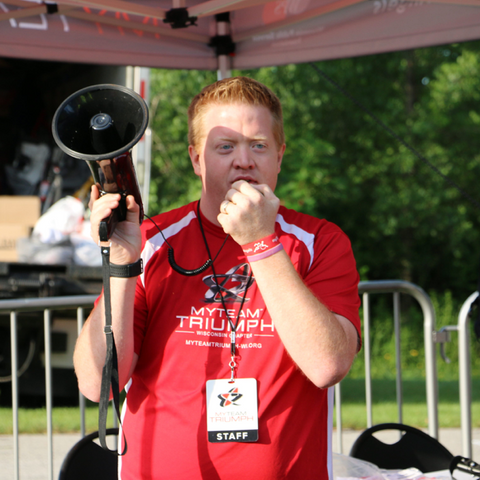 You will be working behind the scenes with set up and support to help our Captains and Angels Triumph on race day. We need your help!  Learn more about becoming a Volunteer or Crew...