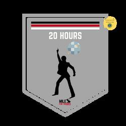 Cross Training: 20 Hours