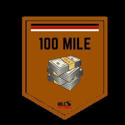 Running: 100 Miles