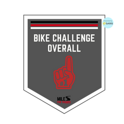 Biking: 1st Place