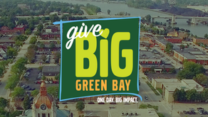 The Greater Green Bay Community Foundation chooses mTT as a Give Big Green Bay participant!