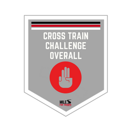 Cross Training: 3rd place