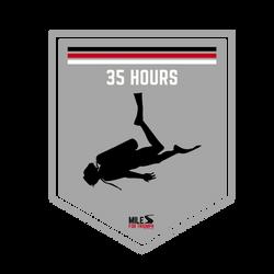 Cross Training: 35 Hours