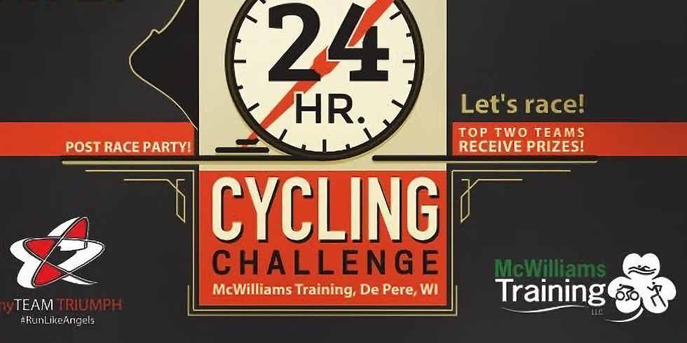 24 Hour Cycling Challenge