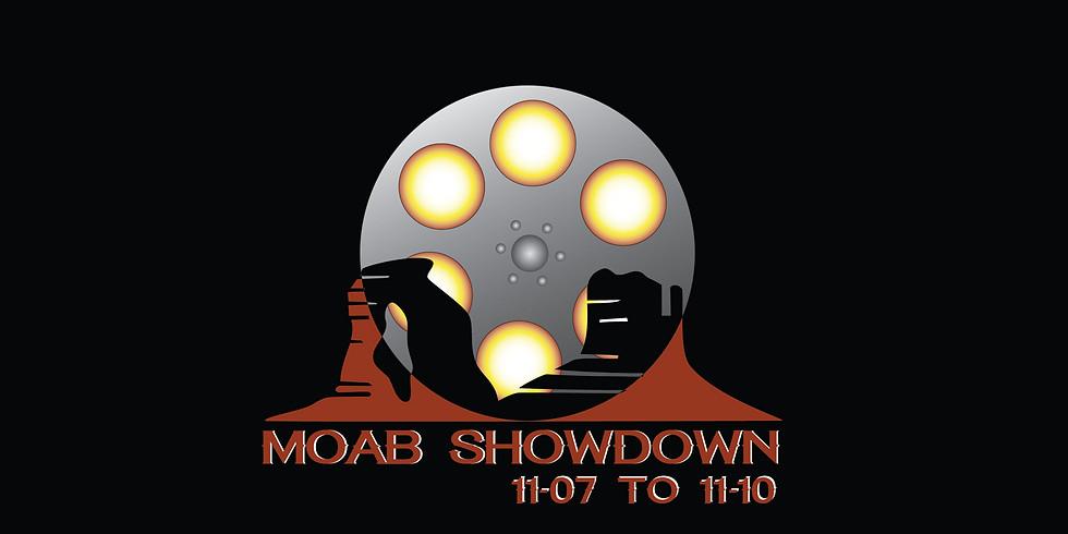 Moab Showdown