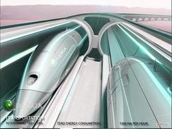 EQORIA Hyperloop Transportation