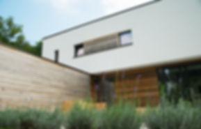 Koma-Architectes - conception d'une maison unifamiliale très base énergie