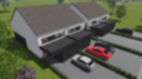 Koma-Architectes - étude et conception de 4 maisons passives