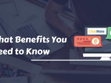 Live Chat Benefits You Need to Know
