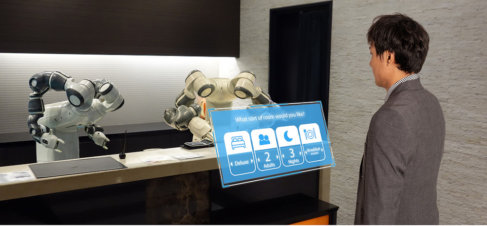 Chatbot in Hotel Industry