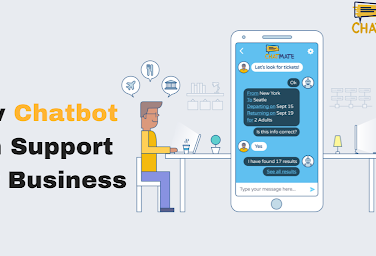 3 Big Ways How Chatbot Can Support Your Business