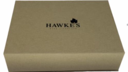 Caixa Livro Hawke's