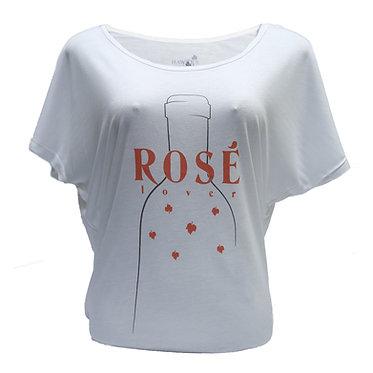 Camiseta Fem. Rosé Off Hawke's