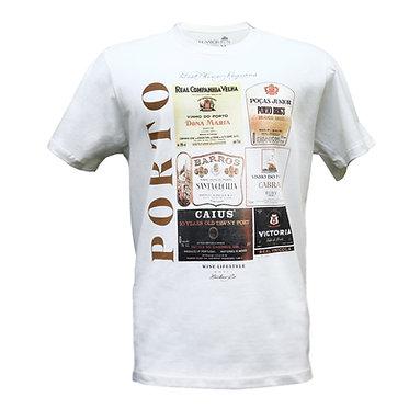 Camiseta Porto Hawke's