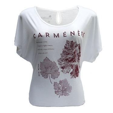 Camiseta Fem. Carmenère Hawke's