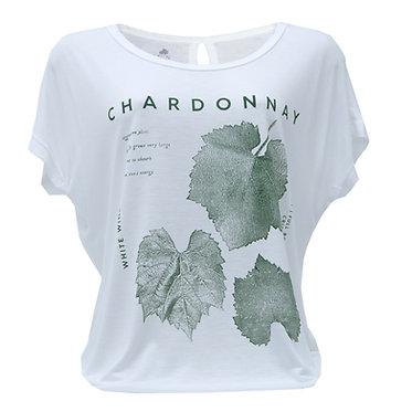 Camiseta Fem. Chardonnay Hawke's