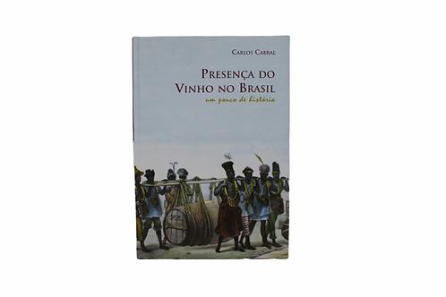 Livro Presença do Vinho no Brasil