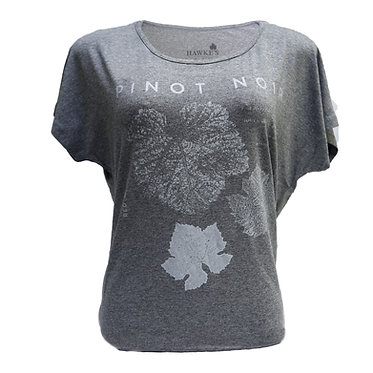Camiseta Fem. Pinot Noir Hawke's