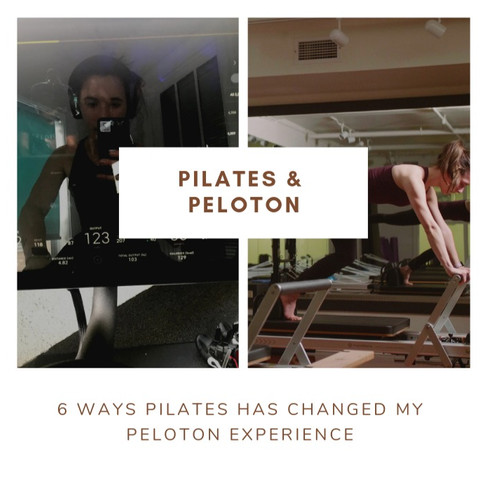 6 Ways Pilates has changed my Peloton Experience