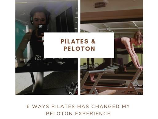 6 Ways Pilates has changed my Peloton Experience