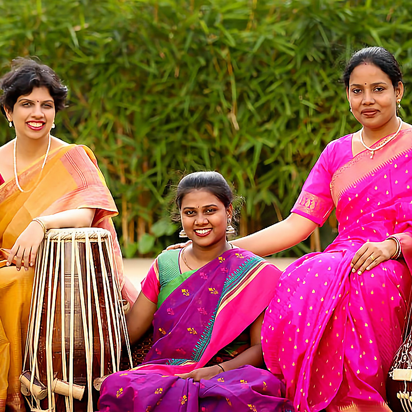 The Dhrupad Sisters